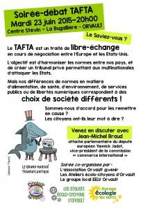 Tract TAFTA recto